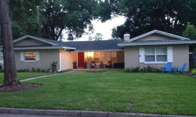 Adding Curb Appeal Our Ranch Style Home