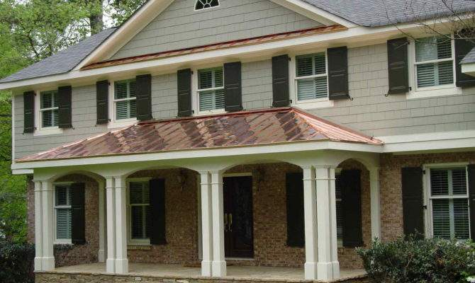 Adding Porch Ranch Style House