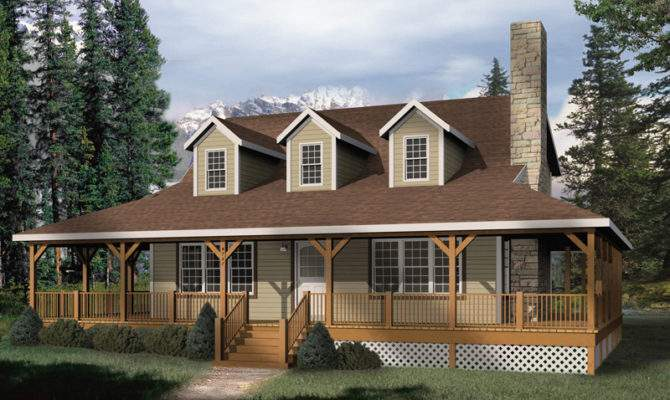Addison Park Rustic Home Plan House Plans More
