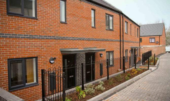 Affordable New Homes Completed Stoke Trent Netmagmedia Ltd