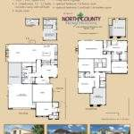 Altaire Floor Plan New Homes Sale San Elijo Hills