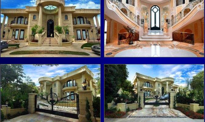 Amazing California Mansions Used Filming Locations