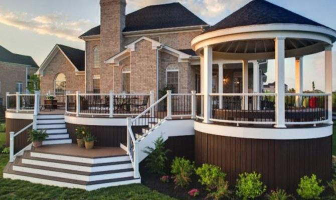 Amazing Deck Designs Hgtv