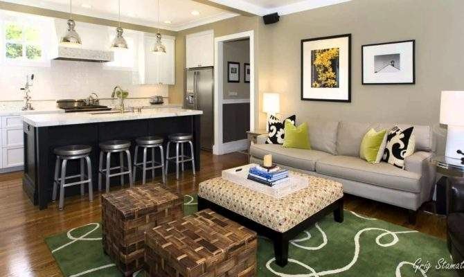 Amazing Fabulous Small Basement Apartment Decorating