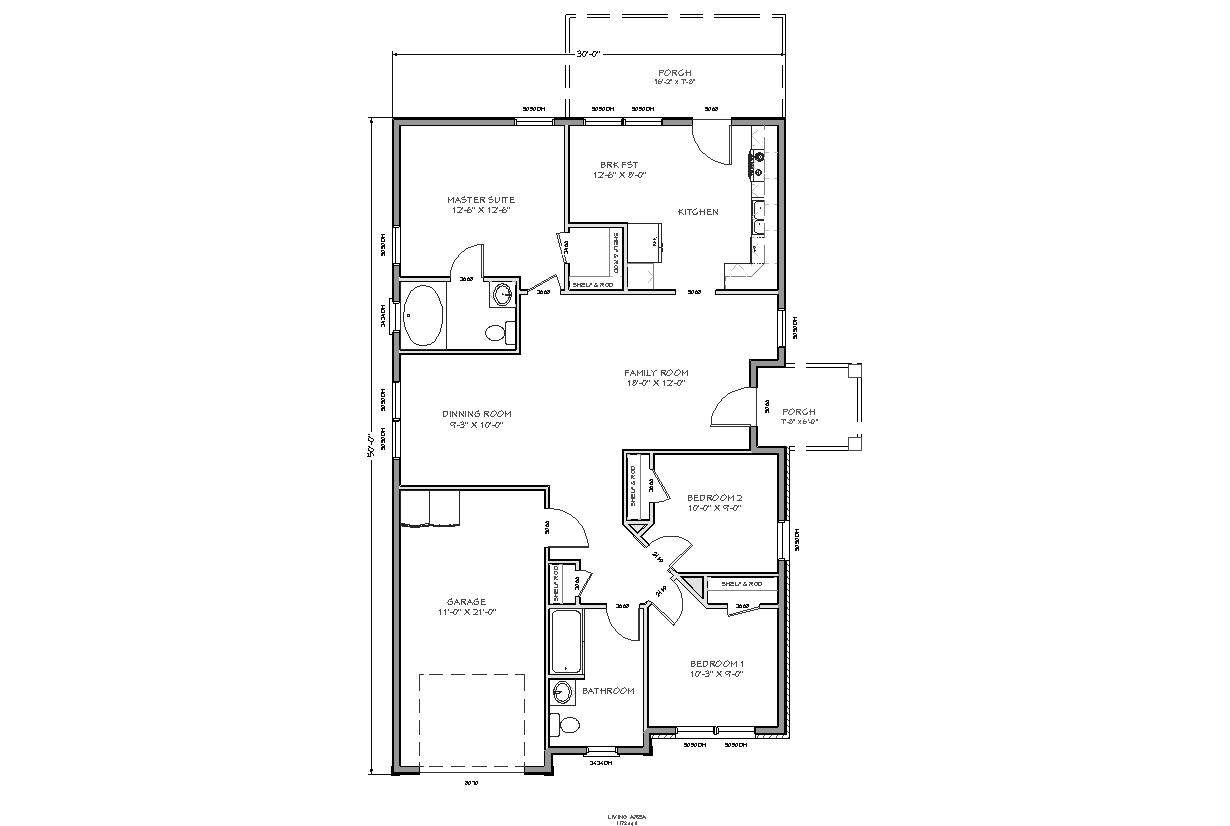 Amazing Micro Homes Plans Small House Floor Plan