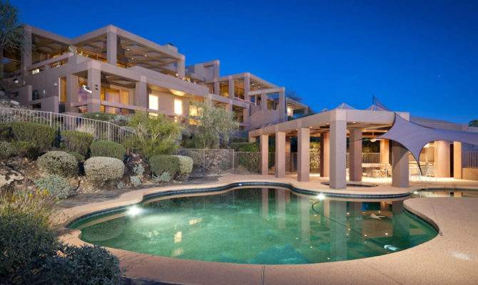 Amazing Paradise Valley Mansion Sale Million