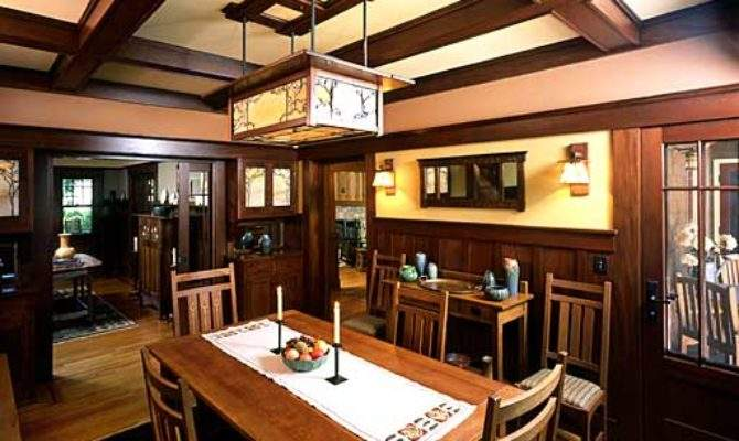 American Craftsman Style Houses Build House