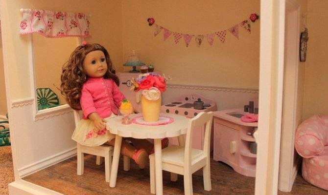 American Girls Cool Girl Inch Doll House Plans
