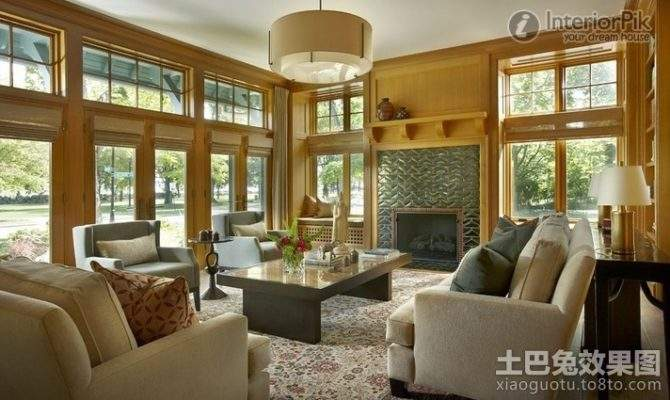 American Style Renovated Model House Pastoral Sample