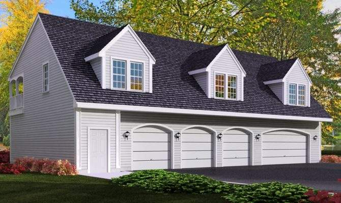 Apartment Garage Plans Design Connection Llc House
