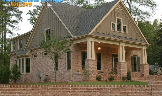 Architectural Designs House Plan Narrow Lot