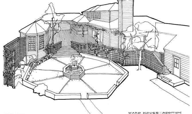 Architecture Home Design Drawing Residential