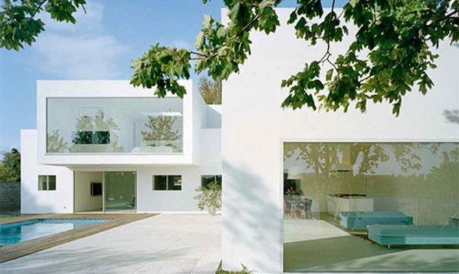 Architecture Minimal House Design Modular