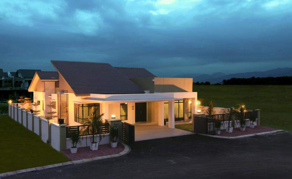 Aster Single Storey Detached Home