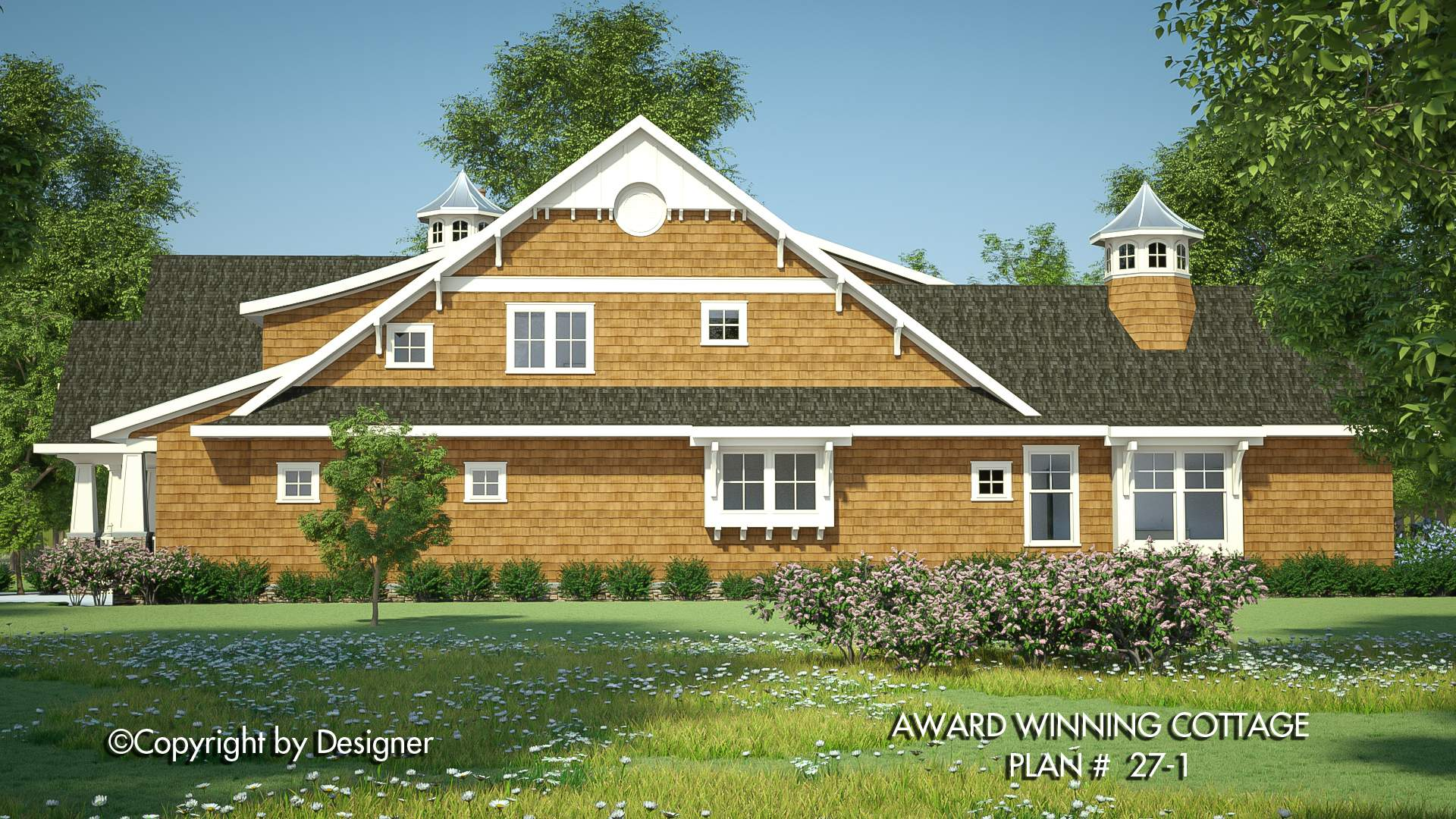 Award Winning Cottage House Plans Garrell Associates