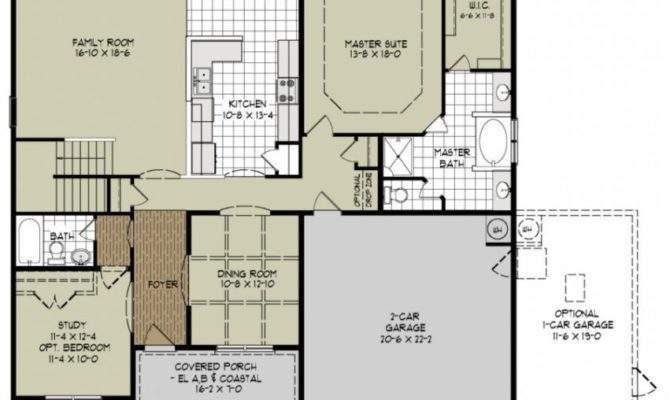 Awesome New Home Floor Plan Plans Design