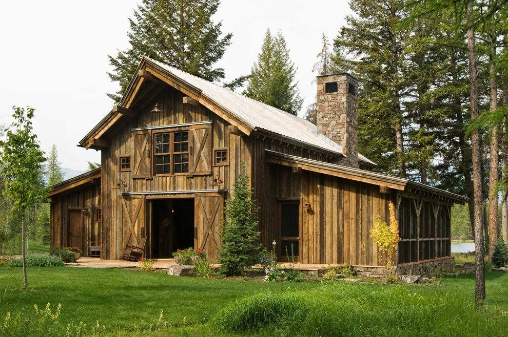 Awesome Pole Barn Houses Guest House Indoor Outdoor