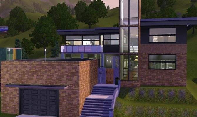 Awesome Sims House Ideas Modthesims Info Printthread