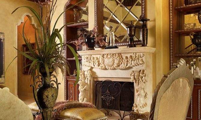 Awesome Tuscan Living Room Ideas