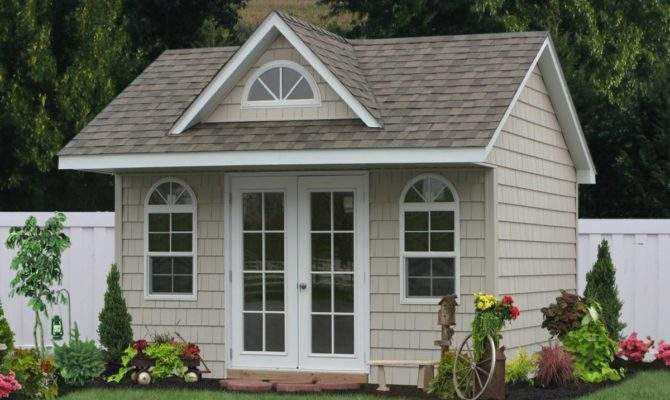 Backyard Home Office Sheds Unlimited