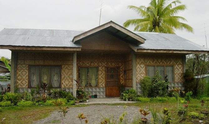 Bahay Kubo Rest House Design Remarkable Guest Marc