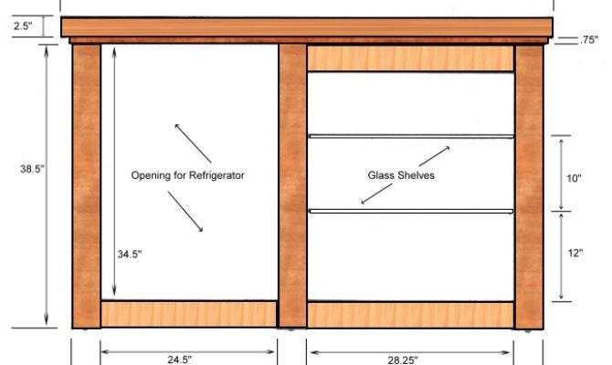 Bar Plans Home Build Your Own