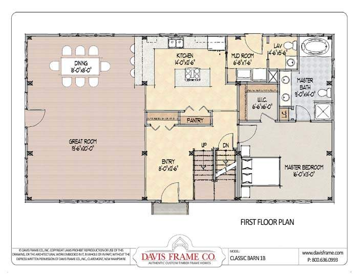 Barn Home Floor Plans