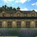 Barn Living Quarters Floor Plans