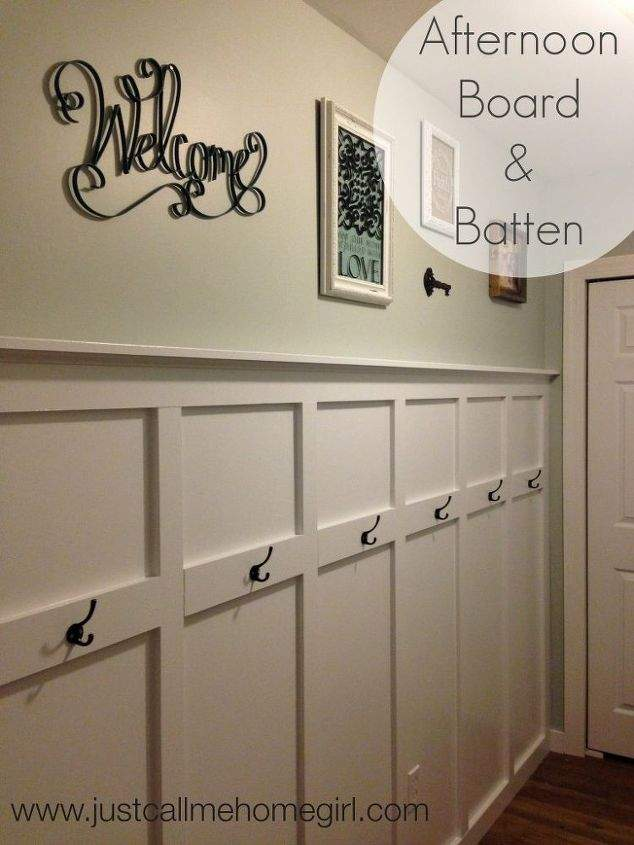 Basement Entrance Wall Decor Hometalk