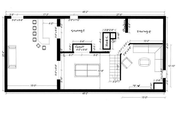 Basement Layout Ideas Small Spaces Your Dream Home