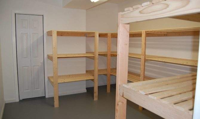 Basement Storage Rooms Masters