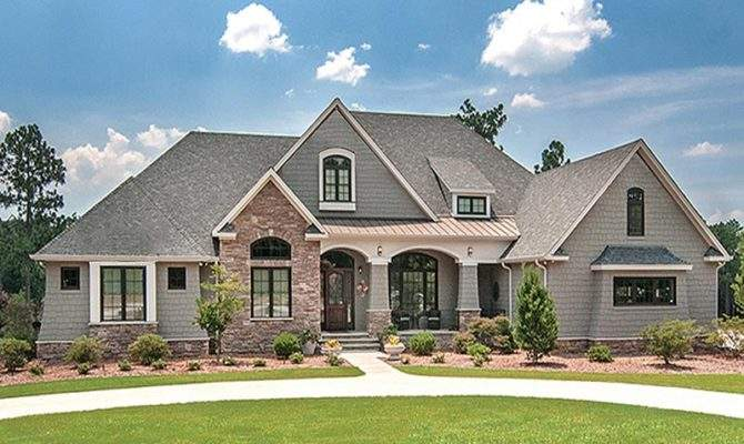 Beautiful French Country Estate Custom Home