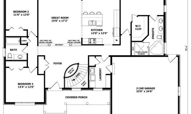 Beautiful House Plans Canadian Home