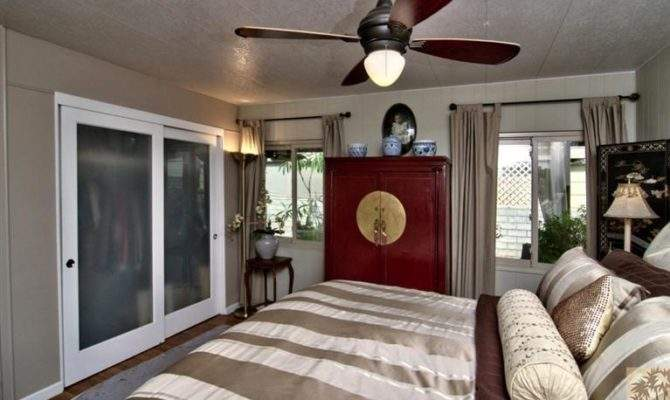 Beautiful Manufactured Home Tour Master Bedroom