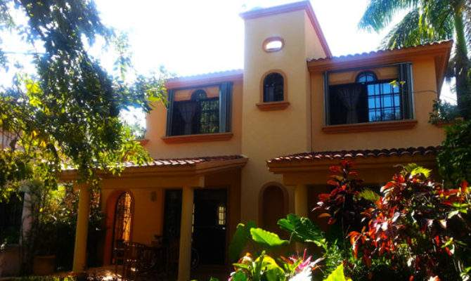 Beautiful Mexican Style Homes Sale Playacar Real