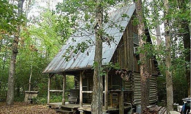 Beautiful Small Cabins Middle Nowhere Total
