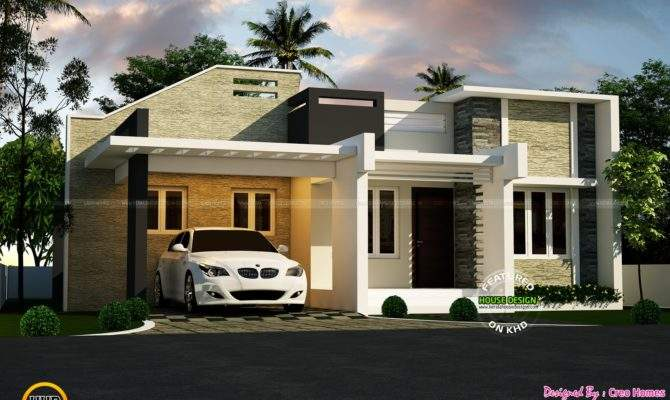 Beautiful Small House Plans Kerala Home Design
