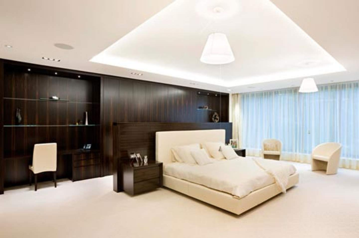 Bed Bedroom Design Houses Interior Interiordesign