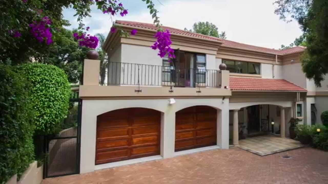 Bedroom House Sale Waterkloof Pam Golding