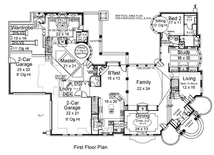 Bedroom Ideas House Planing