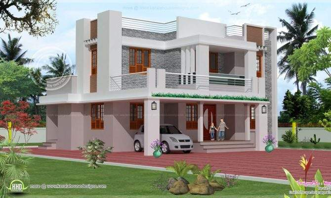 Bedroom Story House Exterior Design Plans