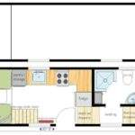 Bedroom Tiny House Plans Wheels