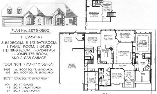 Bedrooms Story Square Feet