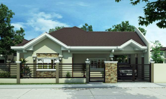 Best Bungalow Styles Plans Philippines Bahay Ofw
