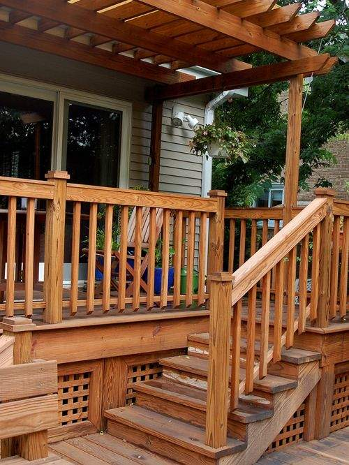 Best Multi Level Deck Design Ideas Remodel Houzz
