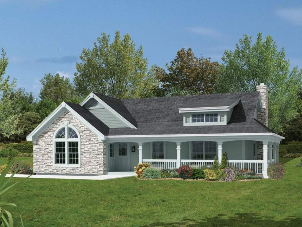 Best Ranch Style House Plans Single Story Design