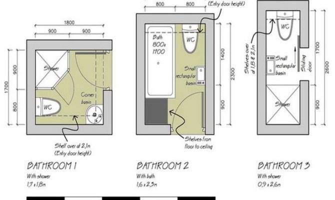 Best Small Bathroom Layout Ideas Pinterest