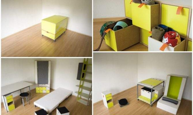 Best Space Saving Furniture Designs Home
