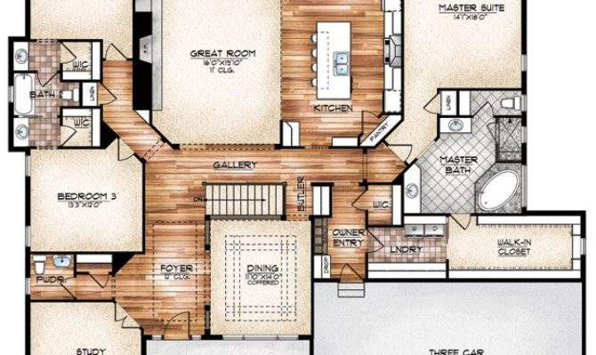 Best Thing Floor Plan Its One Story