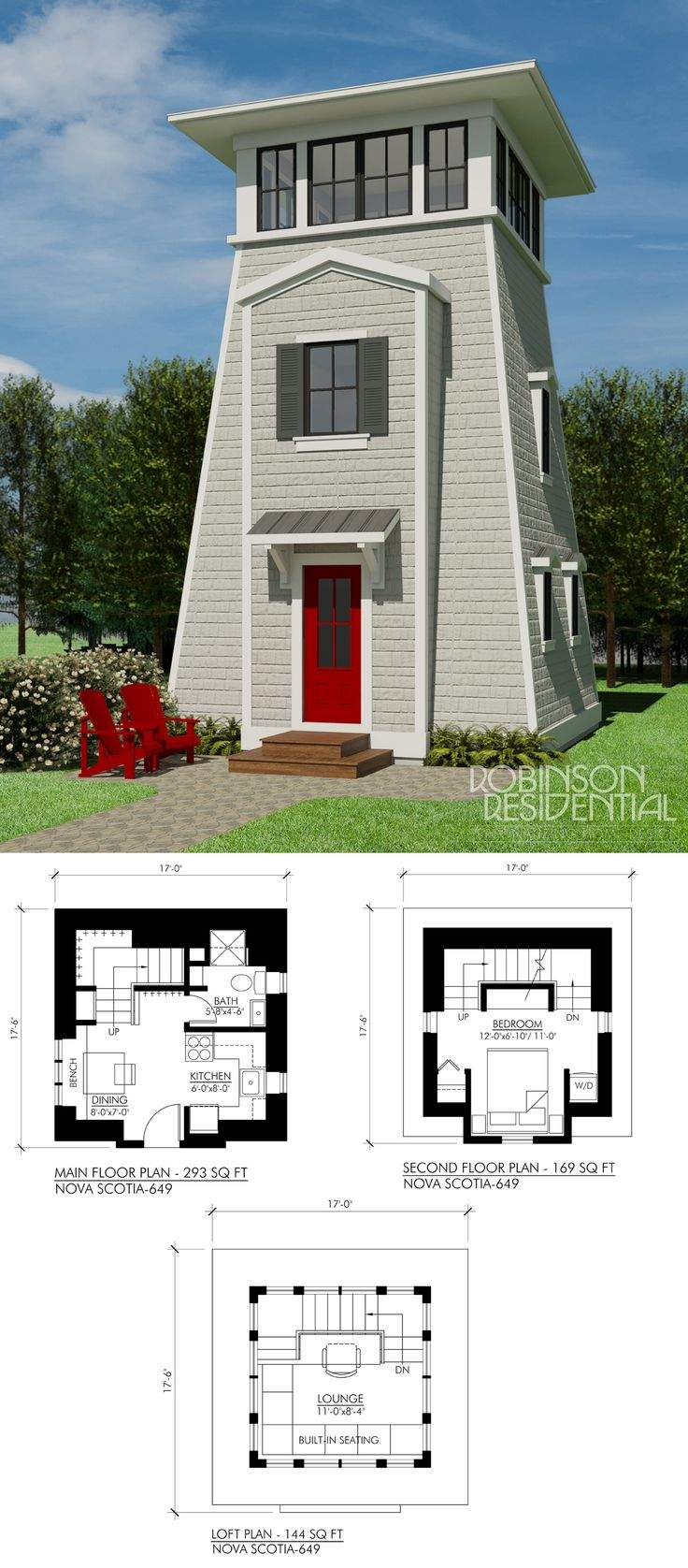 Best Tower House Ideas Pinterest Small Wooden